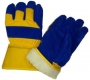 Blue Split Leather Palm (6 pair)