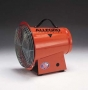 "8"" Axial Canister Blowers with 15' Ducting"