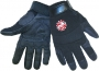 Black Aireflex Synthetic Leather Gloves (4 pair)