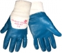 Light Blue Palm Dipped Nitrile Glove (6 pair)