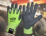 Samurai Gray Polyurethane Gloves (6 pair)