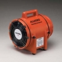 Plastic COM-PAX-IAL Blowers with 15' Ducting
