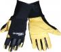 Premium Goatskin Sport Safety Cuff Gloves (6 pair)