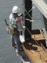 TurboLite w/ lanyard rebar hook & unit snap hook