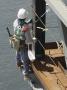 TurboLite w/ lanyard rebar hook & unit D-ring swivel hook