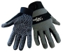 Aireflex Synthetic Leather Zebra Silicone Palm Gloves (4 pair)