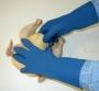 Blue Latex Gloves (12 pair)