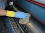 Blue Neoprene Latex Gloves (12 pair)