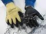 Black Nitrile, Kelvar Gloves (6 pair)
