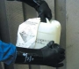 "Black Premium PVC 10"" Jersey Gloves (6 pair)"