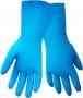 Blue Nitrile Gloves (12 pair)