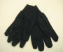 9 oz. Brown Jersey Gloves (24 pair)