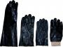 "Economy Rough 18"" PVC Gloves (6 pair)"