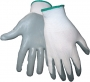 Economy White Nitrile Gloves (6 pair)