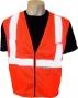 FR Hi-Viz Orange Vest (case of 50)