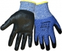 HDPE Foam Nitrile Gloves (6 pair)