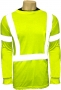 Hi-Viz Long Sleeve T-Shirt (case of 50)