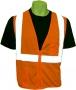 Lightweight Mesh Fluorescent Orange (case of 50)