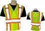 Lime Mesh Vest (case of 50)