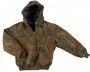 Flame Retardant Hooded Jackets