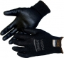 Samurai Black Polyurethane Gloves (6 pair)