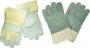 Spilt Gunn Leather Back (6 pair)