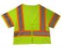 Hi-Viz Fluorescent Lime Safety Vest (case of 50)